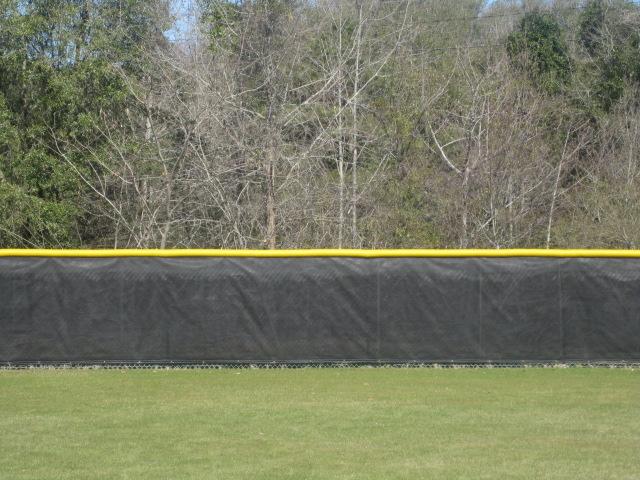 Baseball Windscreens Amp Fences Diamond Tuff Products
